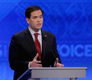 GOP Debate Showed Marco Rubio's Obama Problem