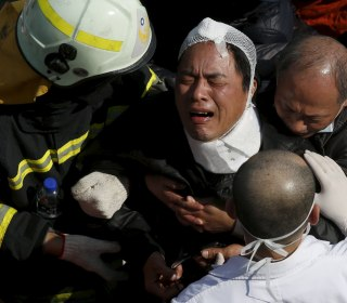 Taiwan Earthquake: Survivors Pulled From Rubble of 'Suspiciously Cheap' Building