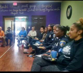 Baltimore Residents Work to Heal Their City Through Police Mediation