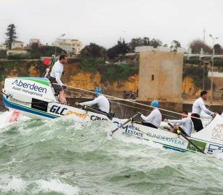 Team Essence Embarks on Audacious Attempt to Row Nonstop Across Atlantic Ocean