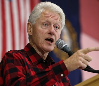 Bill Clinton Launches Attack on Bernie Sanders in New Hampshire