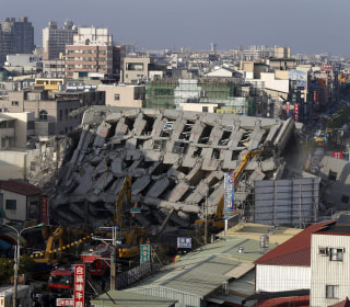 Taiwan Quake: Developer of Building Where Dozens Died Is Arrested