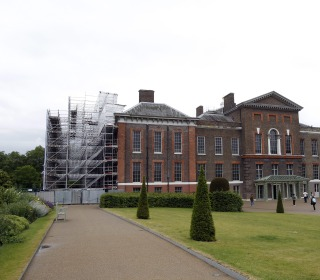 Hospital Patient Found 'Ablaze' Outside Prince William's Home Kensington Palace