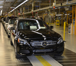 705,000 Mercedes-Benzes Recalled in U.S. Over Takata Air Bags