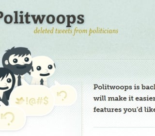 'Politwoops' Site Is Back to Embarrass Tweeting Politicians