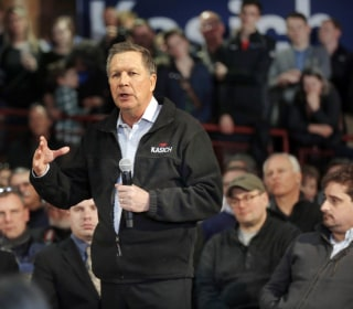 Watch Live: John Kasich Speaks After the New Hampshire Primary