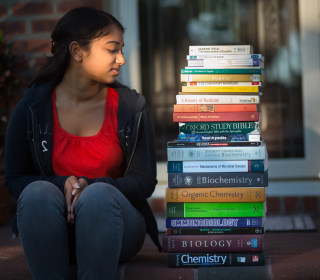 Students Are Still Saddled With Soaring Textbook Costs, Report Says