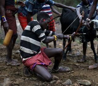 Making a Man: Kenyan Community's Rites of Passage