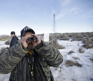 Who Are the Four Holdouts in the Oregon Refuge?