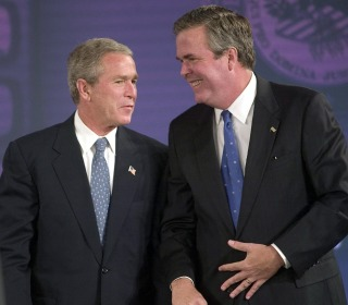 George W. Bush Set to Make Campaign Trail Debut for Jeb