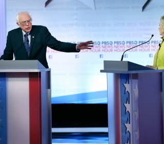 Democratic Debate: Clinton and Sanders Face Off In Wisconsin