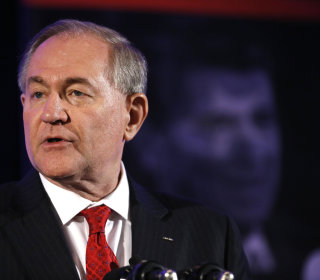 Former Virginia Gov. Jim Gilmore Suspends Presidential Campaign