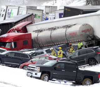 Fatal Pileup Shuts Pennsylvania Interstate Amid Strong Winds