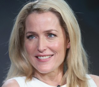 Gillian Anderson Brilliantly Shuts Down Newspaper's Botox Speculation