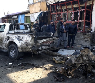 Civilian Casualties Hit New Record High in Afghanistan