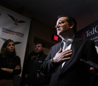 Ted Cruz: Senate Has 'No Obligation' to Consider Obama Supreme Court Nominee