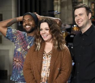 Kanye West Performs New Releases on 'Saturday Night Live,' Freestyle Battles