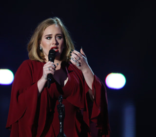 'This Isn't a DVD': Adele Wonderfully Calls Out Fan for Filming Concert