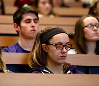 Mindfulness Meditation May Help Students Combat High Levels of Stress, Depression