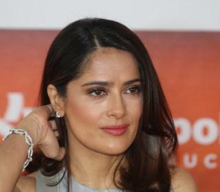 Actress Salma Hayek Gives $100,000 for Mexico Earthquake Relief