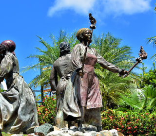Powerful Sisterhood Led to the Freedom in USVI