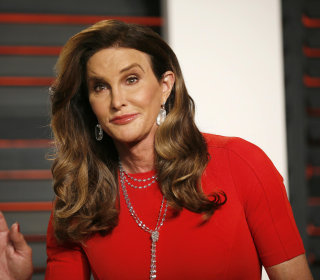 First Read's Morning Clips: Caitlin Jenner v. Donald Trump