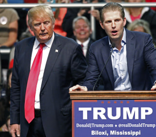 Trump Son: Dad 'Started the Conversation' About Obama Birthplace
