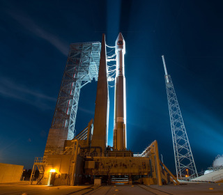 Space Station Cargo Launch May Be Visible Along East Coast