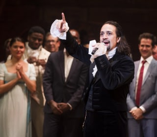 Lin-Manuel Miranda's 'Hamilton' Gets 16 Tony Award Nominations