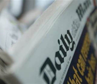 Daily Mail Parent in Talks With Private Equity For Yahoo Bid