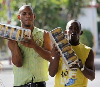 Cuba Running Low on Beer Amid American Tourism Boom