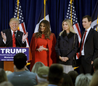 Trump Get Endorsement From The New York Observer — Son-in-Law's Newspaper