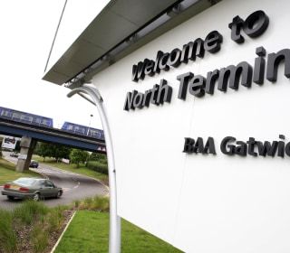 Terror Suspect Arrested at Gatwick Airport; 4 Others Held: Police