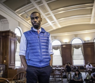 Black Lives Matter Activist DeRay McKesson is Voting for Hillary