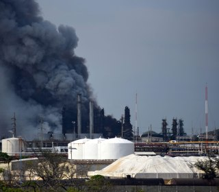 Pemex Chemical Plant Explosion Kills Dozens in Mexico