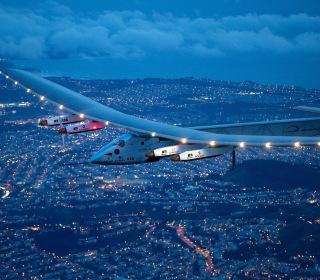 Solar Impulse Plane Begins Trans-Atlantic Leg of Global Voyage