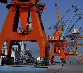Gwadar Port Project Reveals China's Regional Power Play