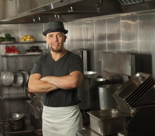 Healthy and Delicioso: Marine Turned Chef's New Cuban Cookbook
