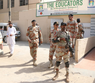 Pakistan's Paramilitaries Turn to WhatsApp to Fight Terror and Crime in Karachi