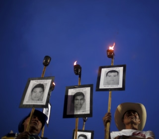 UN Office Troubled Over Obstacles In Case of Missing Mexican Students