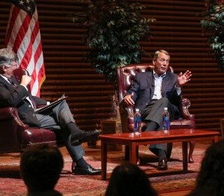 Former Speaker Boehner Calls Cruz 'Lucifer in the Flesh'