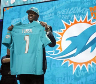 Tunsil's Social Media Gets Hacked Minutes Before Draft