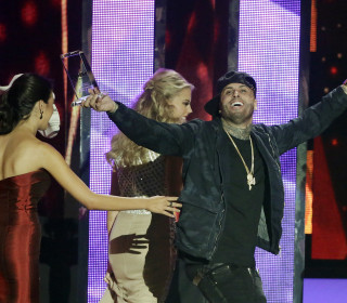 Nicky Jam Wins Big at 2016 Latin Billboard Awards