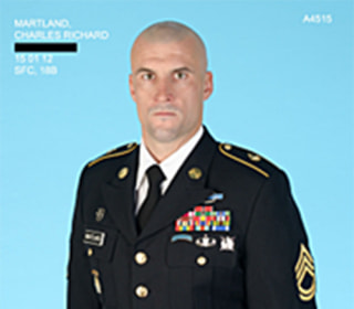 Army Reverses Expulsion of Charles Martland, Green Beret Who Hit Afghan Rapist