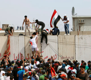 Baghdad in State of Emergency After Supporters of al Sadr Storm Green Zone