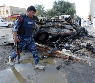 ISIS Attacks Kill 32 in Southern Iraq; Bombing in Turkey Kills Two