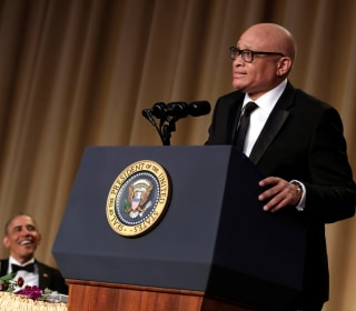 OpEd: Was the Obama-Wilmore Duo Too Black for the Room?