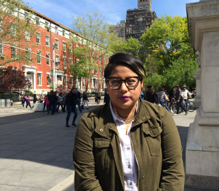 Immigrant Poet Sonia Guiñansaca: Nostalgia Of Home 'Never Goes Away'