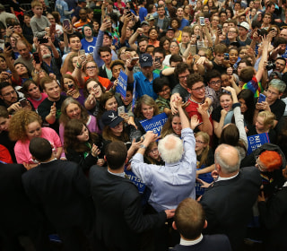 In Final Primary Stretch, Sanders and Clinton Run in Different Directions