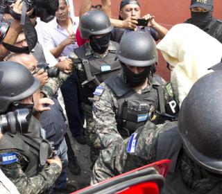 Honduras: 4 Arrested in Killing of Environmental Activist Berta Cáceres